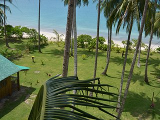 Southern Palawan Beach House, Punta Baja, Rizal, Palawan, Philippines.  All incl
