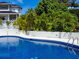 Villa Monkey's Run  | Ocean View # Located in  Tropical Sandy Lane with Private