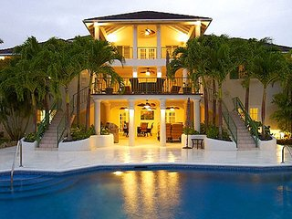 Villa Aliseo  ^ Near Ocean ^ Located in  Stunning Sandy Lane with Private Pool