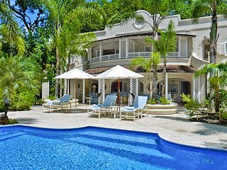 Villa Sandalo  # Beach Front ^ Located in  Magnificent Gibbs Beach with Private