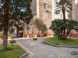 Splendid 3 bedroom Apartment in Rome  (FC9819)