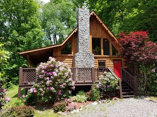 The Chalet at Patricia's Place in Maggie Valley