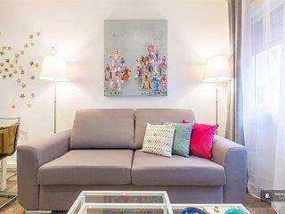 Exquisit 3 room Apartment in Madrid