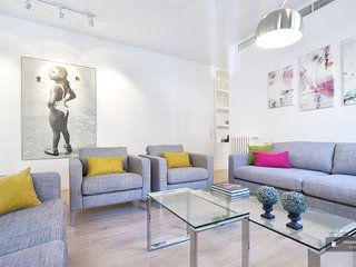 Sparkling 3 bedroom Apartment in Madrid (F3766)