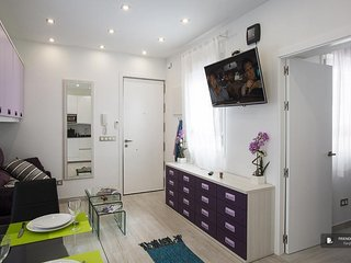 Wonderful 3 bedroom Apartment in Madrid (F3491)