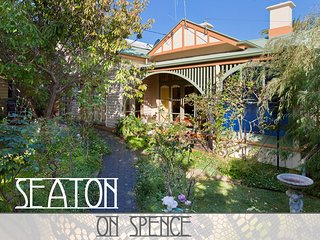 Seaton on Spence - Old world charm with modern living