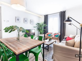 Charming 3 bedroom Apartment in Madrid (F9818)