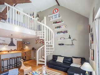 Charming flat in Lille - W414