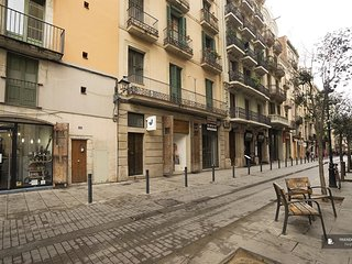 Splendid 2 bedroom House in Barcelona (F2579)