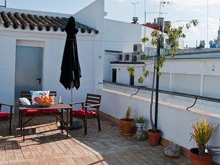 Sparkling 2 bedroom House in Sevilla  (F2887)