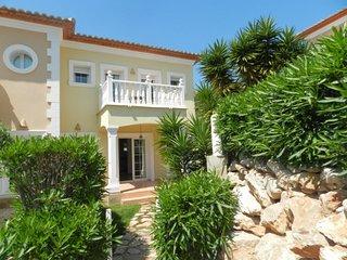 Casa Bella - Ferienhaus für 4 Personen in Calpe!