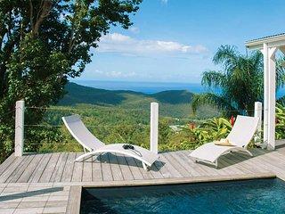 Villa la Belle Etoile pour 4 ou 6 personnes avec piscine privee