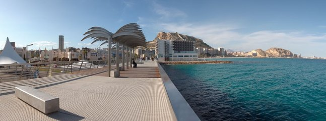 Site of interest around the port