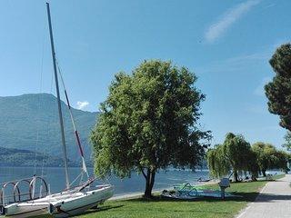Casa d'epoca fronte lago a Domaso Lago di Como