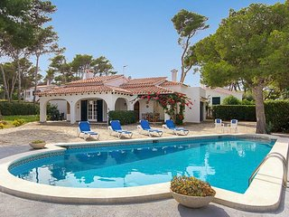4 bedroom Villa in Cala Blanca, Balearic Islands, Spain : ref 5334708
