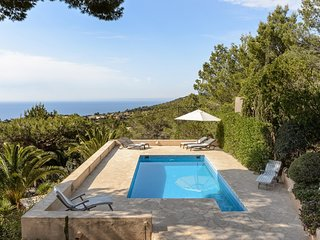 4 bedroom Villa in Es Cubells, Balearic Islands, Spain : ref 5626387