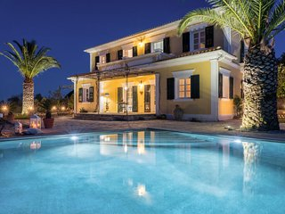 5 bedroom Villa in Mpochali, Ionian Islands, Greece : ref 5627555