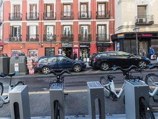 Splendid 4 bedroom Apartment in Madrid (F3257)