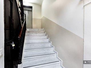 Superb 4 bedroom Apartment in Barcelona