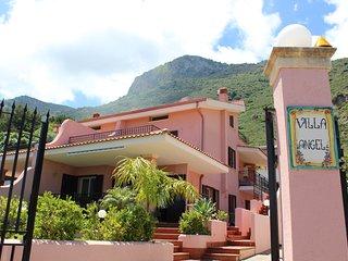 Villa Angel vista mare con jacuzzi