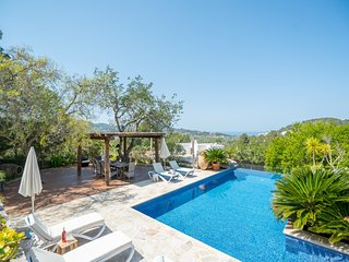 5 bedroom Villa in San Agustin des Vedra, Balearic Islands, Spain : ref 5626393