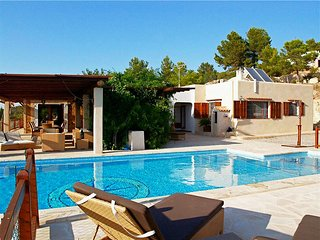 4 bedroom Villa in Cala Vadella, Balearic Islands, Spain : ref 5628592