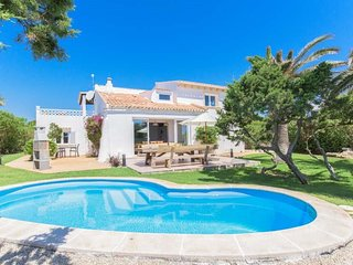 4 bedroom Villa in Cala Serena, Balearic Islands, Spain : ref 5625028