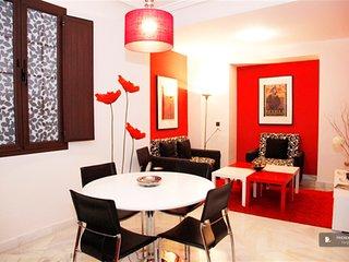 Splendid 3 bedroom Apartment in Seville  (FC0827)
