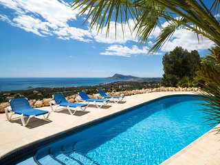 4 bedroom Villa in Altea la Vella, Region of Valencia, Spain - 5627346