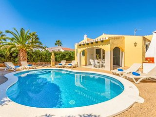 3 bedroom Villa in Cap d'Artrutx, Balearic Islands, Spain : ref 5479286