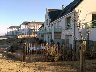 LE CROISIC - Bord de Plage: T2 Standing pour 2/4 Personnes en Bretagne du Sud