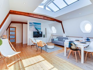 2 bedroom Apartment in Dinard, Brittany, France : ref 5628751