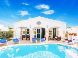 3 bedroom Villa in Cap d'Artrutx, Balearic Islands, Spain : ref 5400263