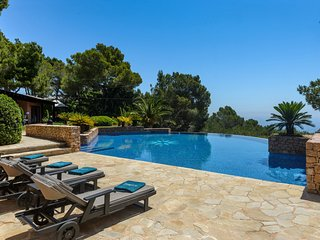 5 bedroom Villa in Roca Llisa, Balearic Islands, Spain : ref 5626389