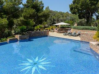 5 bedroom Villa in Roca Llisa, Balearic Islands, Spain : ref 5626389