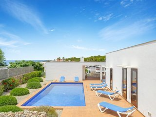3 bedroom Villa in Punta Prima, Balearic Islands, Spain : ref 5334751
