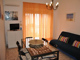 Here is your seaside apartment in Sicily!