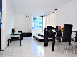 Apartamento Con Balcon Vista Al Lago