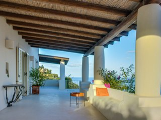 Vulcano Island Breathless View Villa