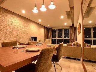 【Upgrade】KLCC view Luxury Suites Infinity pool
