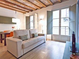 Splendid 2 bedroom Apartment in Sitges