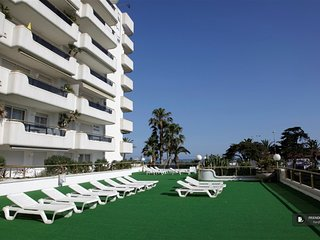Sparkling 2 bedroom Apartment in Sitges  (F5877)
