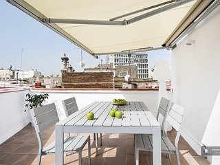 Magnificent 2 bedroom House in Barcelona (F1005)