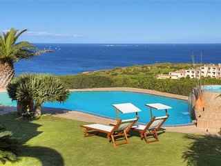 Magnificient villa with icredible sea view