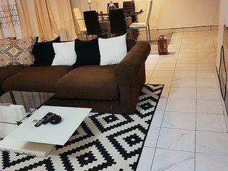 Appartement cosy bonanjo