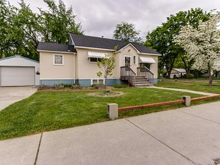 NEW LISTING! Spacious dog-friendly home w/a fenced backyard - close to the river