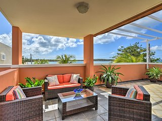 NEW! Fajardo Townhouse w/Private Pool & Ocean View
