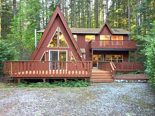 Snowline Cabin #45 - This one has it all!