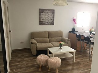Apartment 689 m from the center of Malaga with Internet, Air conditioning, Lift,