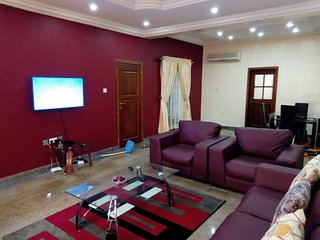 Fully furnished 3 bedroom apartment for rent
